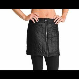 Athleta Quilted Mini Skirt